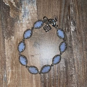 Kendra Scott Jana in Blue lace agate Bracelet!